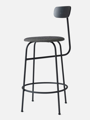 Afteroom Upholstered Counter Stool