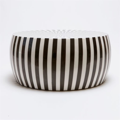 Janson Striped Coffee Table