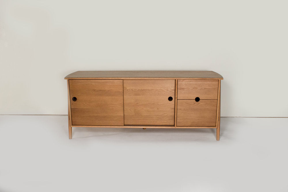 Woodbine Oak Sideboard