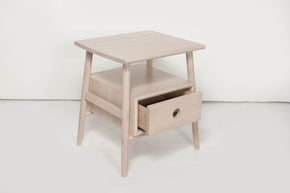 Sitka White Oak Side Table