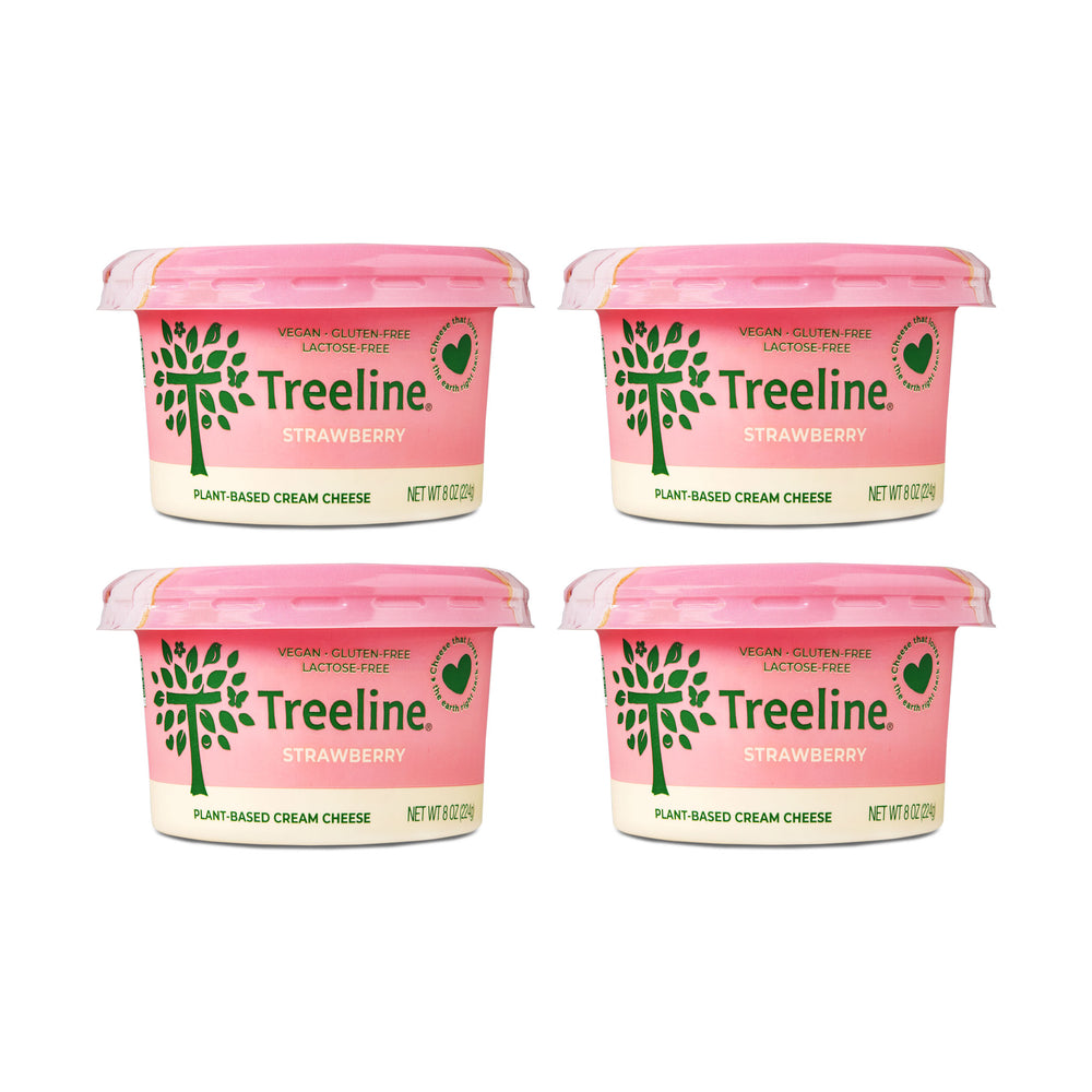Strawberry Cream Cheese - 4 Pack