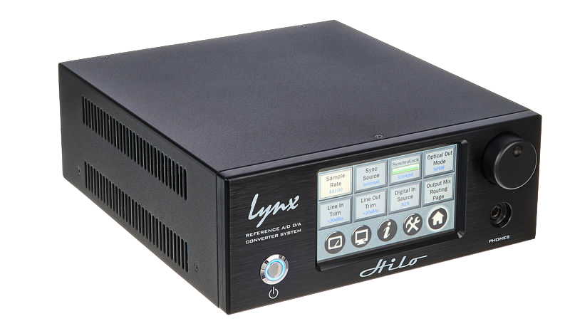 Lynx Hilo Black USB
