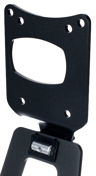Genelec 8000-323B Table stand L-shape Black