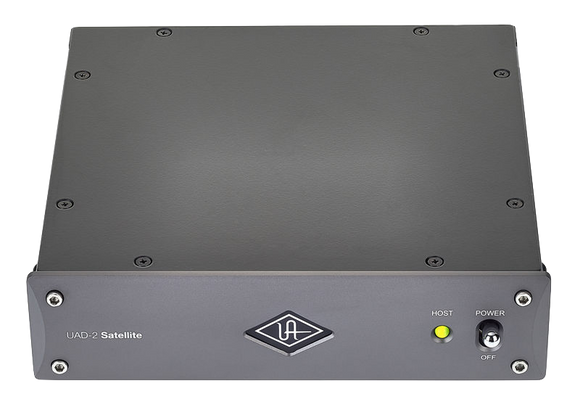 Universal Audio UAD-2 Satellite TB3 QUAD
