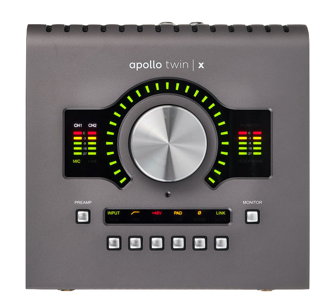 Universal Audio Apollo Twin X Duo - Heritage Edition