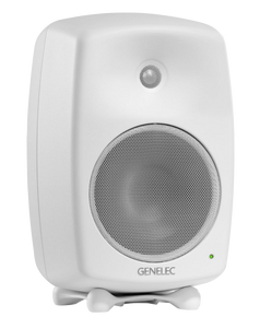 Genelec 8040 Studio Monitor White