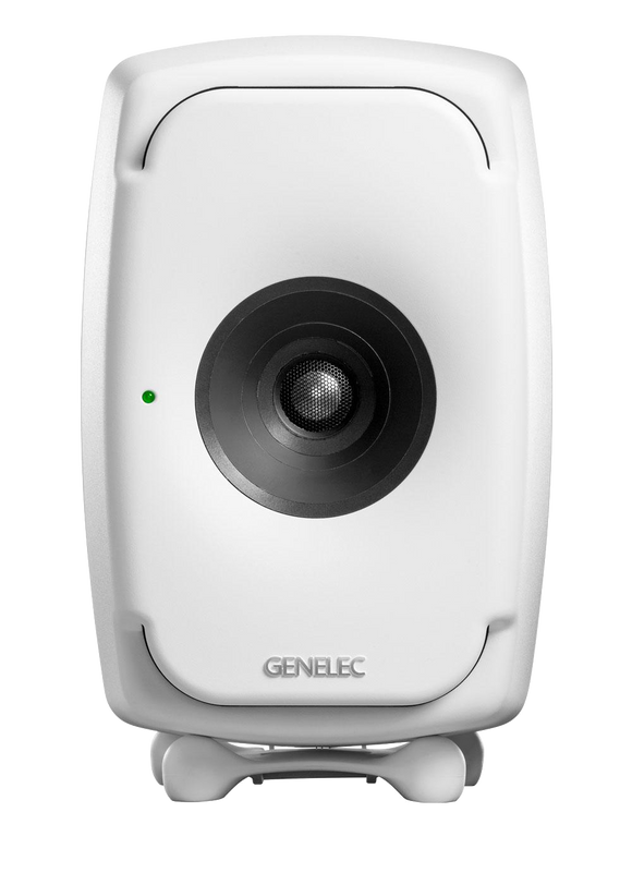 Genelec 8331 SAM Studio Monitor White