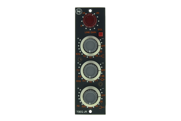 Heritage Audio 73 EQ JR 500-series EQ
