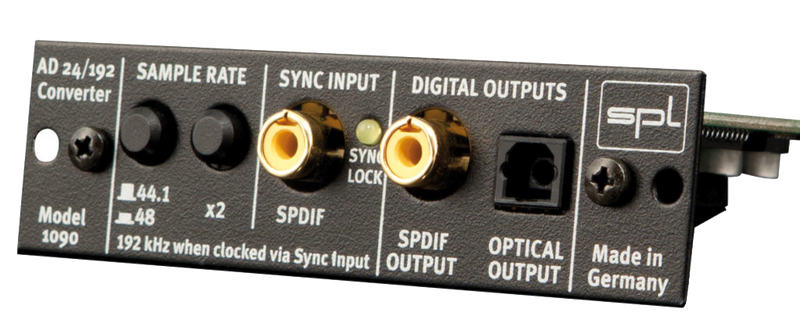 SPL Track One + ADC192