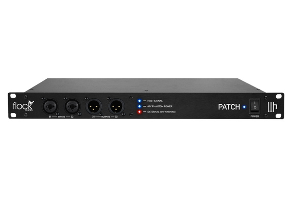 Flock Audio Patch Patchbay System