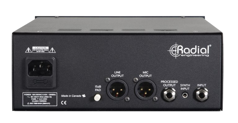 Radial HDI High Definition Studio Direct Box