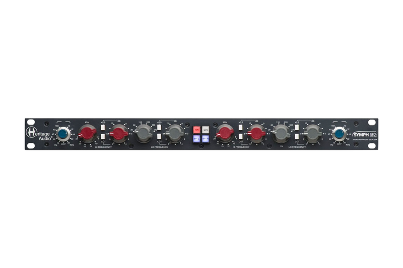 Heritage Audio SYMPH EQ Master Bus Stereo Equalizer