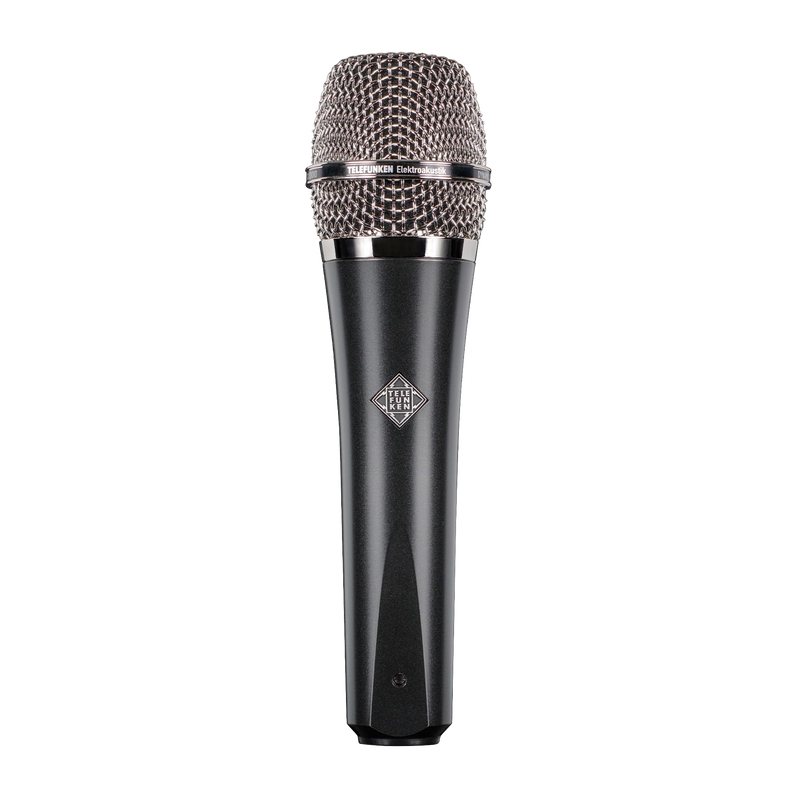 Telefunken M80 Grey/Chrome Dynamic Microphone