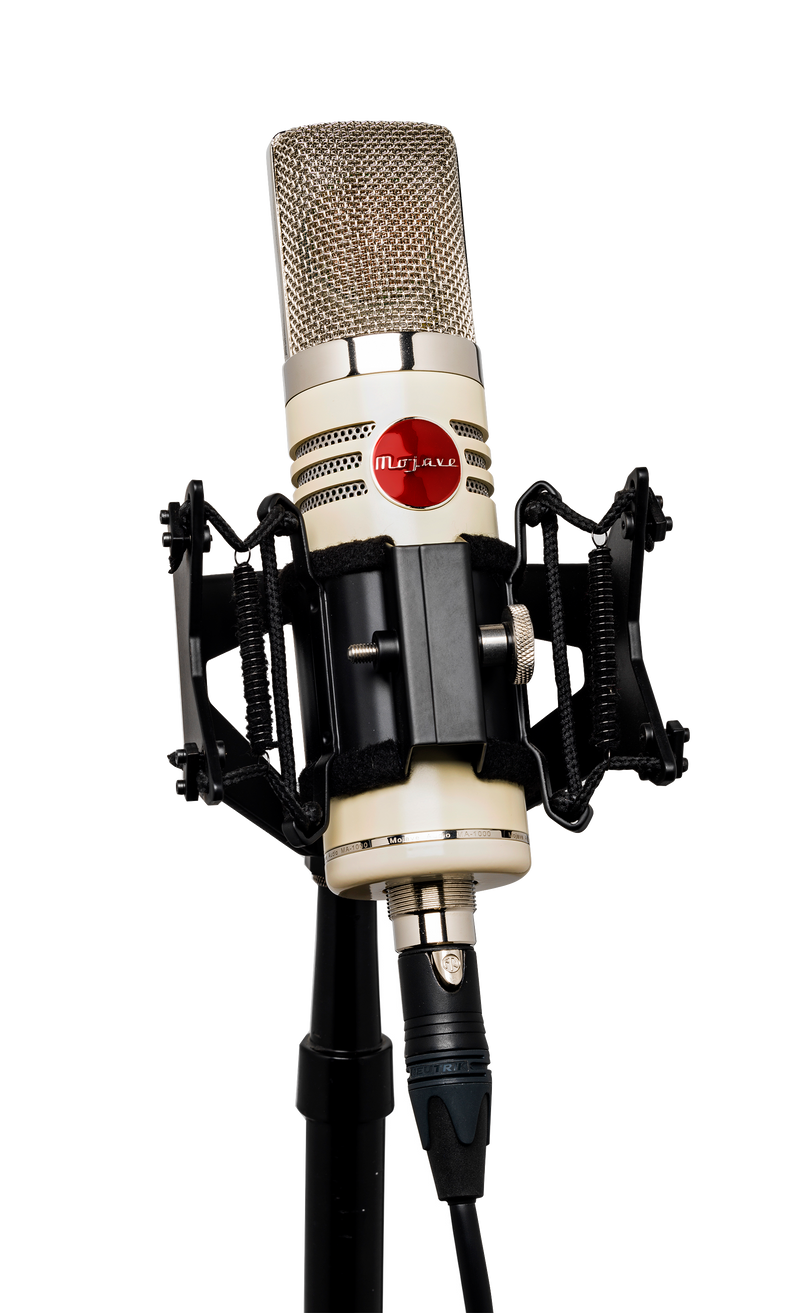 Mojave MA-1000 Multi-pattern Large Diaphragm Tube Condenser Microphone