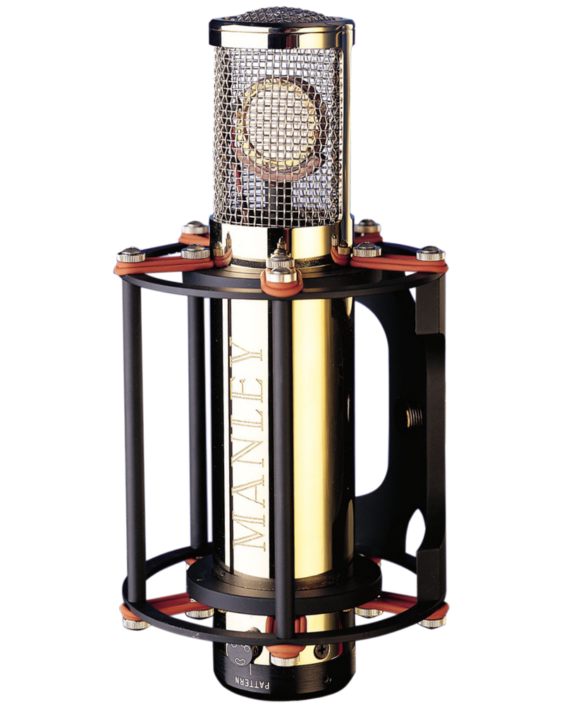Manley Reference Gold Microphone