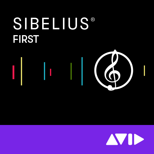 Avid | Sibelius 1-Year Subscription NEW
