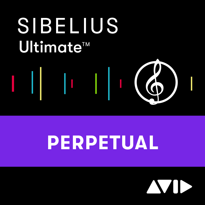 Avid | Sibelius Ultimate Perpetual License NEW
