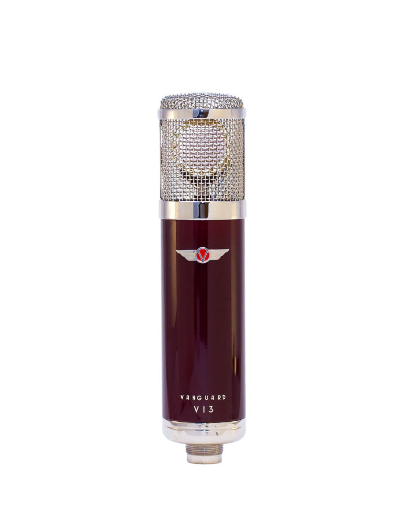 Vanguard Audio Labs V13 Tube Condenser Microphone