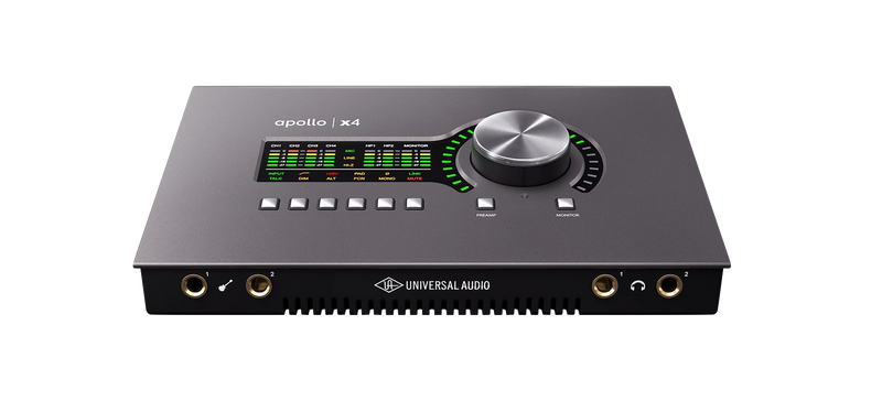 Universal Audio Apollo Twin x4 - Heritage Edition