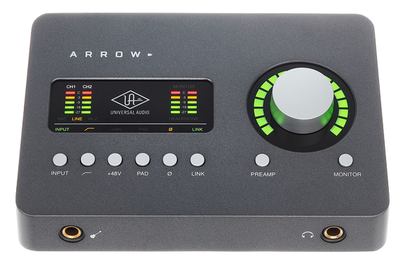 Universal Audio Arrow + FREE Thunderbolt 3 cable
