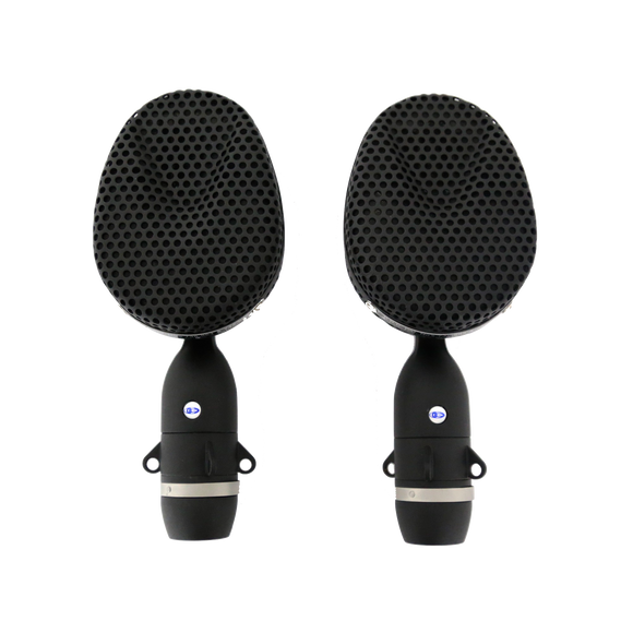 Coles 4038 Studio Ribbon Microphone Matched PAIR