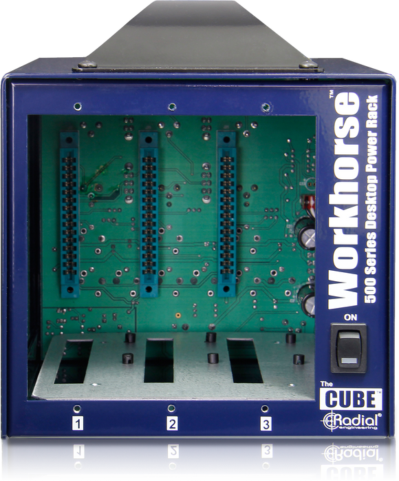 Radial Workhorse The Cube