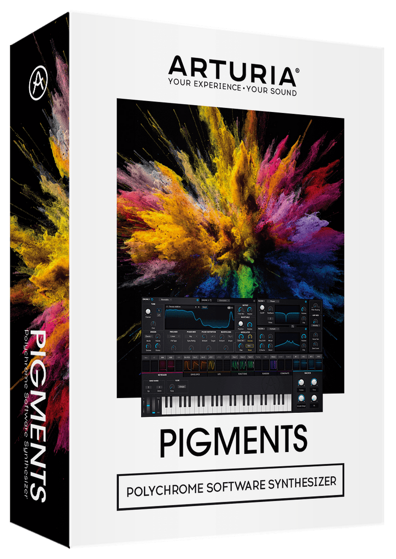 Arturia KeyLab 88 MkII + V Collection 7 + Pigments 2