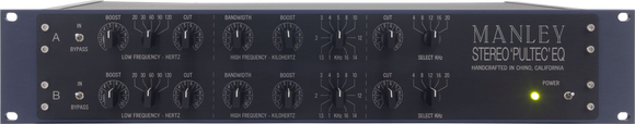 Manley Stereo Pultec EQ