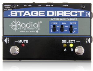 Radial Stage Direct