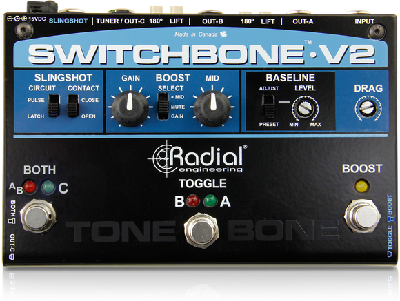 Radial Switchbone