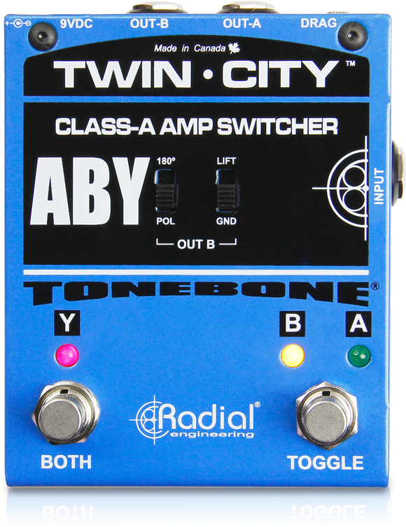 Radial Tonebone Twin-City
