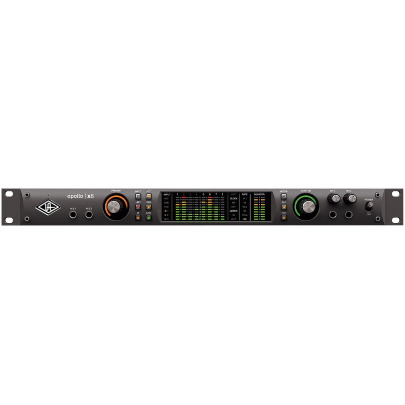 Universal Audio Apollo x8 - Heritage Edition