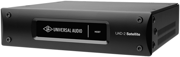 Universal Audio UAD-2 Satellite TB2 QUAD