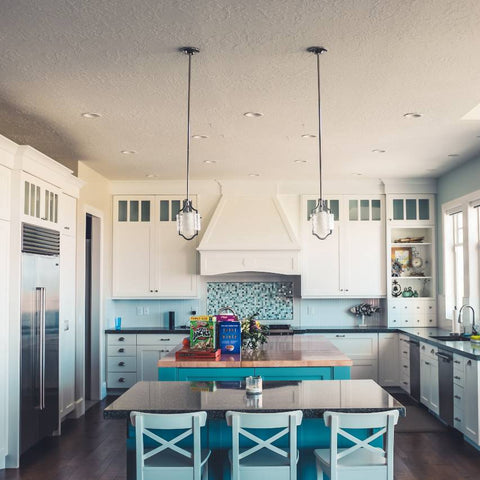 Using Self Adhesive Vinyl In The Kitchen