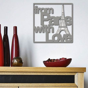 d-c-fix O´Deco Paris 3D Foam Wall Stickers Repositionable