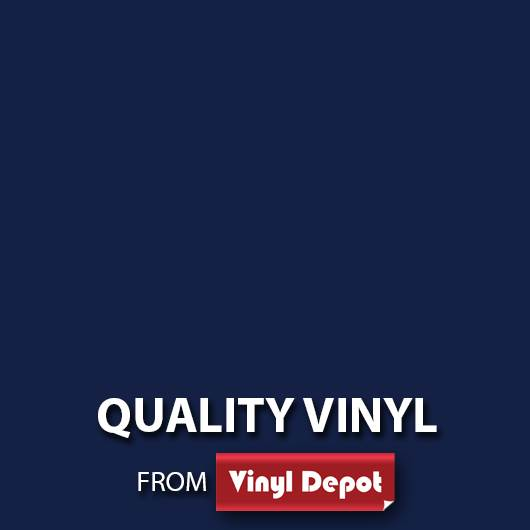 Avery Self-Adhesive Signmaking Vinyl Matt Royal Blue 610mm/m