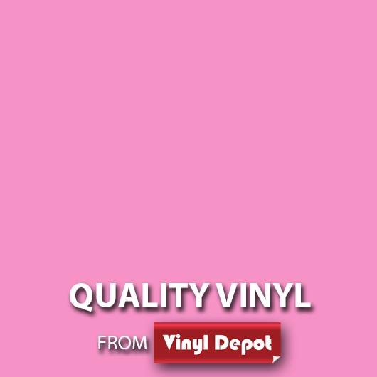 Avery Self-Adhesive Signmaking Vinyl Matt Panther Rose 610mm/m