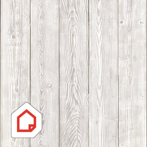 Shabby wood self adhesive vinyl