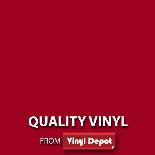 d-c-fix Self-Adhesive Vinyl Gloss Red 900mm/2.1m