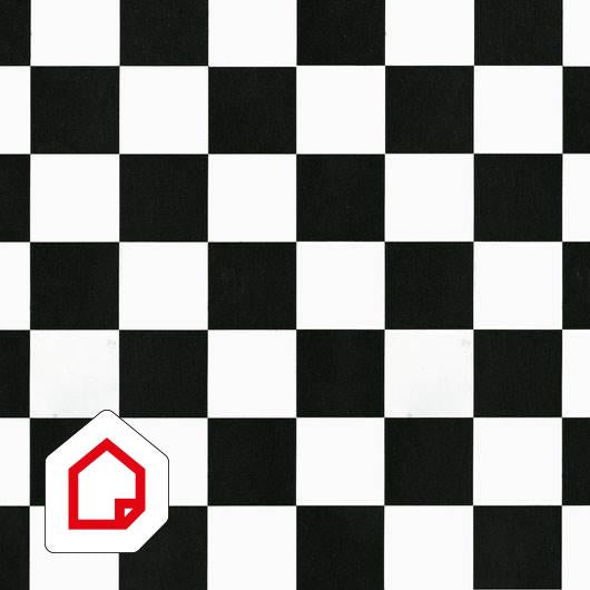 d-c-fix Self-Adhesive Vinyl Chequered Large 450mm/m