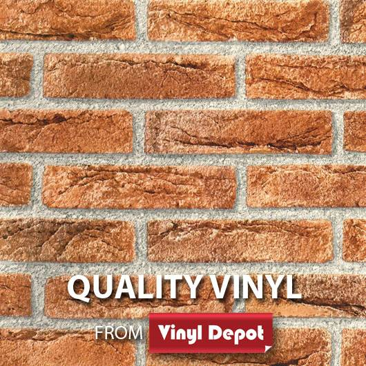 d-c-fix Self-Adhesive Vinyl Brick 450mm/m
