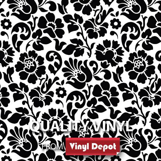 d-c-fix Plastic Self-Adhesive Vinyl Baroque 450mm/m