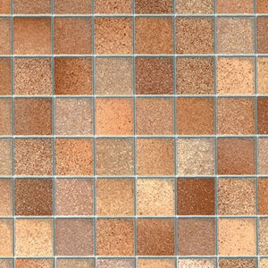 Vinyl Depot Self-Adhesive Tile Toscana Brown 450mm/m