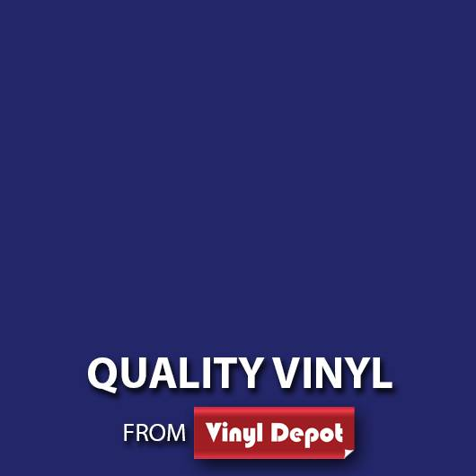 Avery Self-Adhesive Signmaking Vinyl Gloss Blue Sapphire 610mm/m