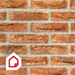 d-c-fix Self-Adhesive Vinyl Brick 900mm/m