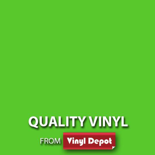 Avery Self-Adhesive Signmaking Vinyl Gloss Apple Green 610mm/m