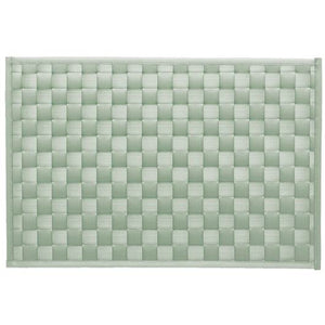 d-c-fix Rectangle Bast Jade Placemat Set of 2