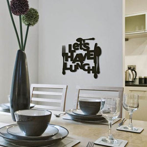 d-c-fix O´Deco Lunch 3D Foam Wall Stickers Repositionable