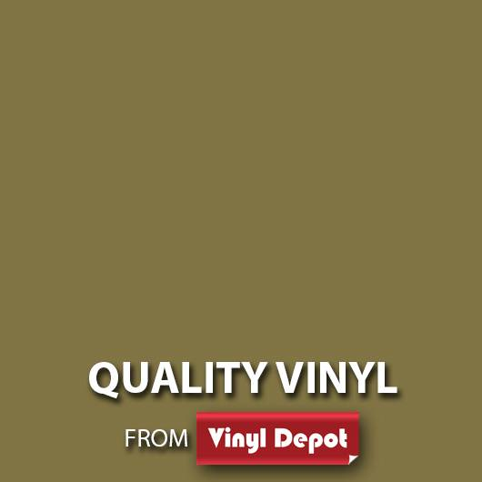 Avery Self-Adhesive Signmaking Vinyl Matt Gold lic 610mm/m