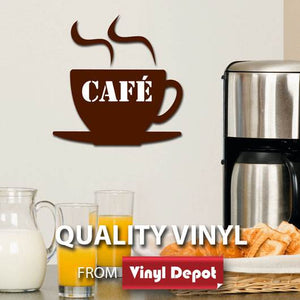 d-c-fix O´Deco Café 3D Foam Wall Stickers Repositionable
